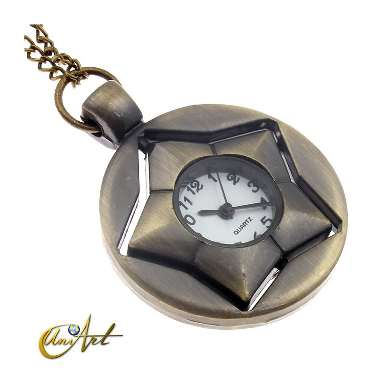 Reloj vintage estrella