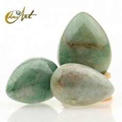 Green Aventurine eggs
