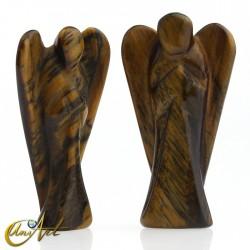 Ángel de la Iluminación de Ojo de Tigre, representa al Arcángel Jophiel