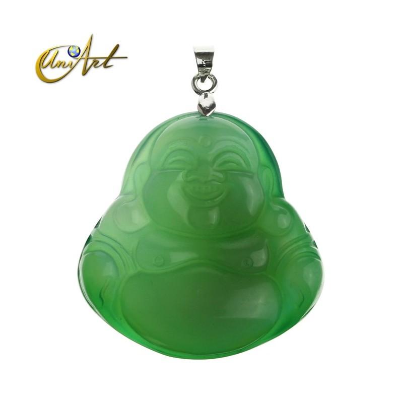 Buy happy buddha pendant agate happy buddha agate pendant mozeypictures Images