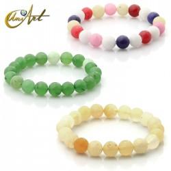 10 mm Beads jade bracelet