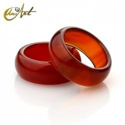 Carnelian ring width