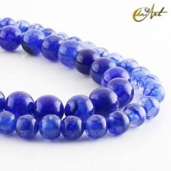Blue dragon agate balls
