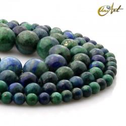 Lapis Phoenix beads