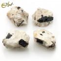 Black tourmaline in quartz matrix per kilo