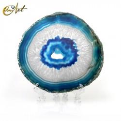 Ágata azul - lámina modelo 2