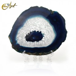 Blue agate sheet model 5
