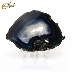 Blue agate sheet model 6