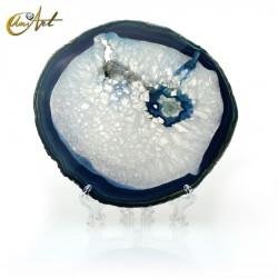 Ágata azul - lámina modelo 7