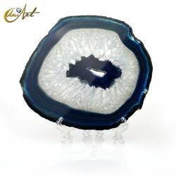 Ágata azul - lámina modelo 9