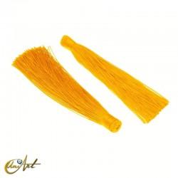 Borla de colores - amarillo
