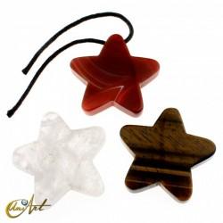 Estrella, colgante sin metal