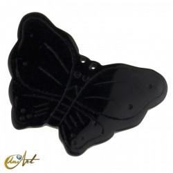 Mariposa en ónix