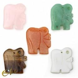 Base elefante para incrustar