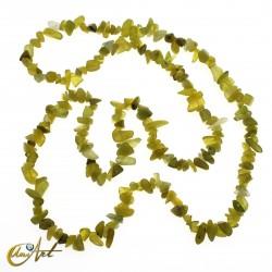 Chip de jade limón
