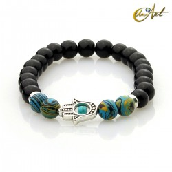 Bracelet with hand of Fatima - model 3