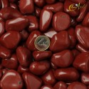 Jaspe Rojo - bolsa de cantos rodados 200 gramos