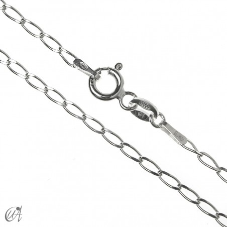 Bilbaina chain in sterling silver - 1.72mm