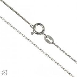 Venetian chain 0.90mm 925 silver
