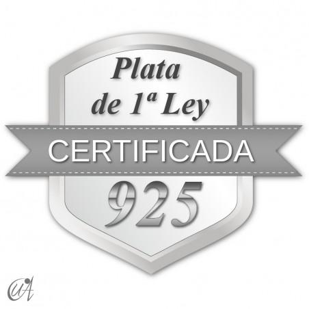 certified 925 silver