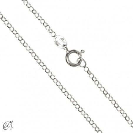 925 sterling silver Belcher Chain 1.8mm