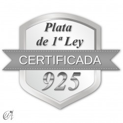 plata de ley 925 certificada