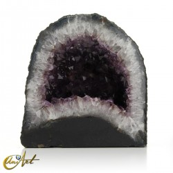 Amethyst geode for collection