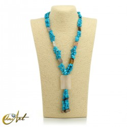 Turquenite necklace - assorted options