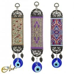 Amuleto Ojo Turco con alfombra
