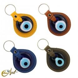 Llavero ojo turco contra el mal de ojo
