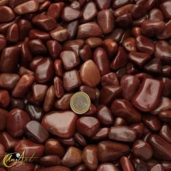 Red aventurine tumbled stones