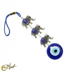 Evil Eye Amulet elephant model
