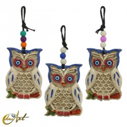 Ornament to hang, Owl