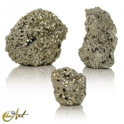 Rough pyrite, one kilo