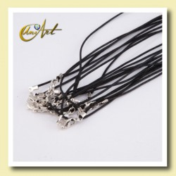 Black cord for pendant