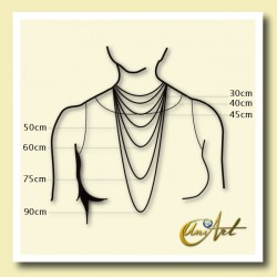 necklace sizes