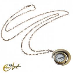 Reloj luna vintage