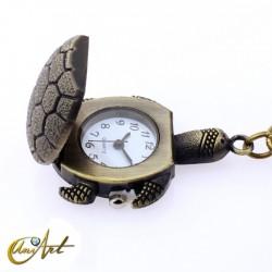 Reloj tortuga