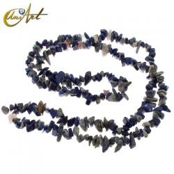 Lapis lazuli chips