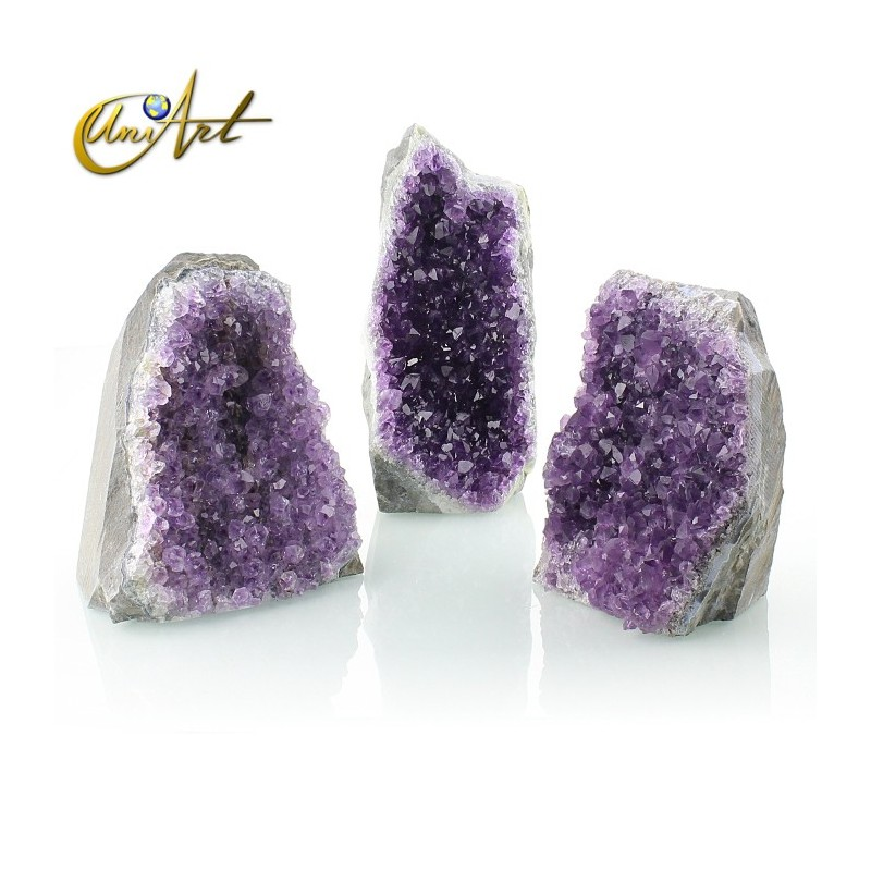 Amethyst druze by weight