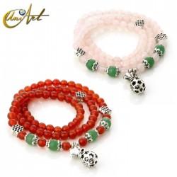 Money necklace bracelet