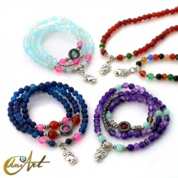 Pixiu 3-strand bracelet - Money