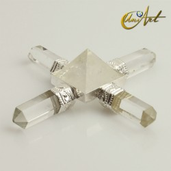 Crystal quartz Reiki Generator