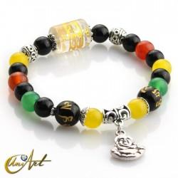 Orient magic bracelet - Happy Buddha