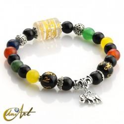 Orient magic bracelet - Elephant