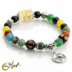Orient magic bracelet - Coin