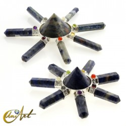 Sodalite Chi Generator (Reiki)