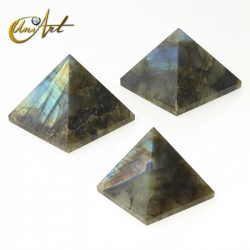 Pirámide de Labradorita
