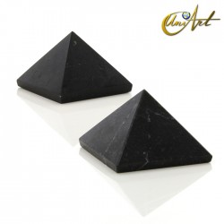 Pyramid 2.5 cm - natural stone - Tourmaline
