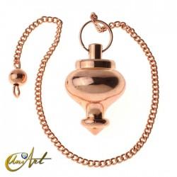 Oriental Style Pendulum - Copper